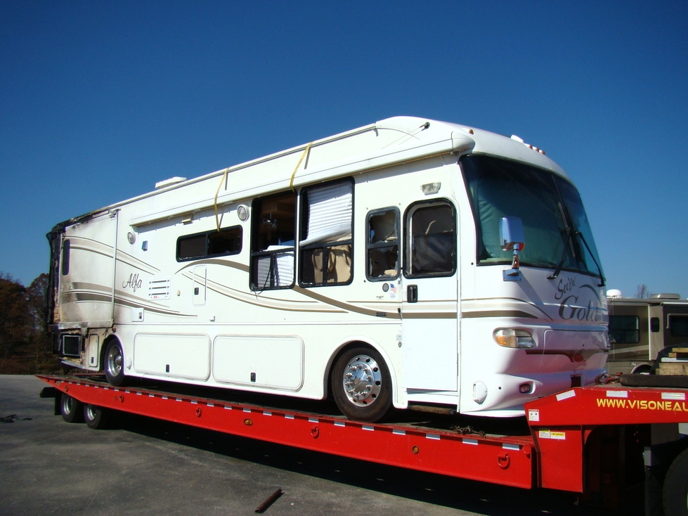 2005 ALFA GOLD MOTORHOME RV PARTS FOR SALE  RV Exterior Body Panels