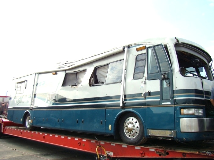 1996 AMERICAN EAGLE MOTORHOME PARTS FOR SALE RV SALVAGE BY VISONE RV RV Exterior Body Panels