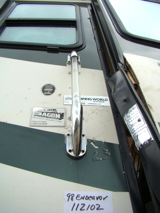USED RV SALVAGE PARTS FOR SALE 1998 HOLIDAY RAMBLER ENDEAVOR  RV Exterior Body Panels