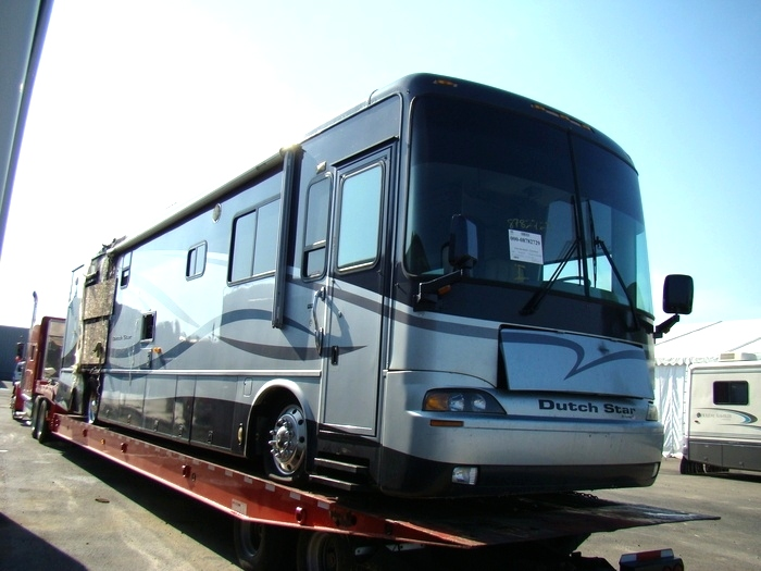 2004 NEWMAR DUTCH STAR MOTORHOME SALVAGE USED PARTS FOR SALE VISONE RV   RV Exterior Body Panels