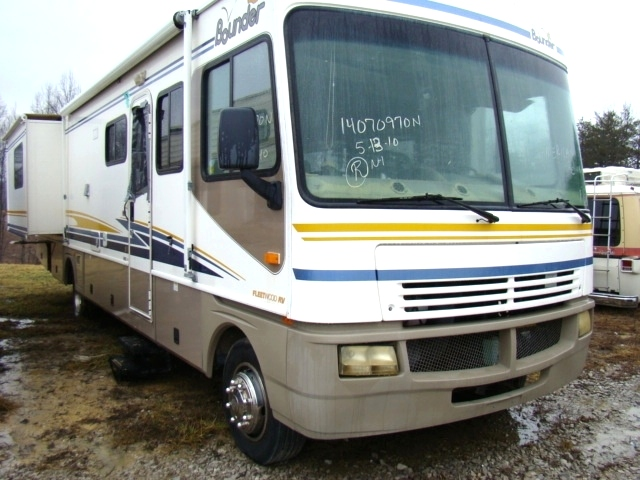 2003 FLEETWOOD BOUNDER MOTORHOME PARTS FOR SALE 35E  RV Exterior Body Panels