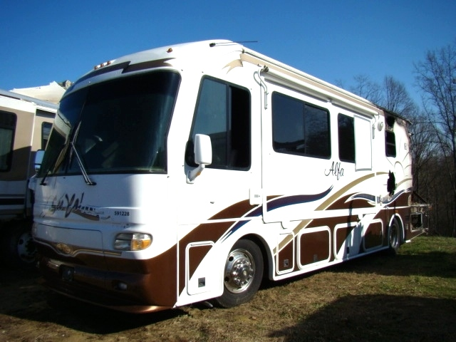 2003 ALFA SEE YA PART FOR SALE MOTORHOME - RV - USED PARTS RV Exterior Body Panels