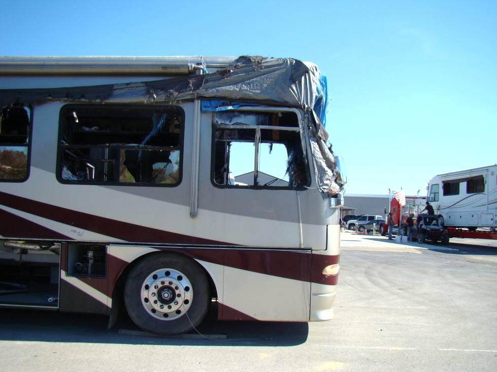 RV Exterior Body Panels 2003 ALPINE COACH BY WESTERN RV - RV SALVAGE