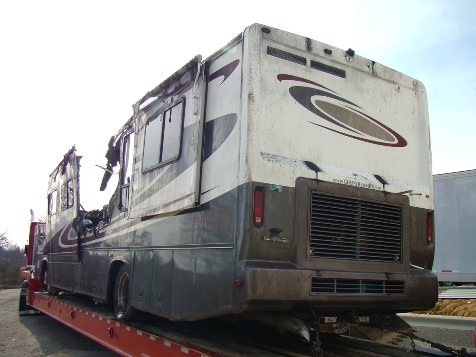 2003 GULFSTREAM YELLOWSTONE CLASS A MOTORHOME SALVAGE PARTS FOR SALE VISONE RV RV Exterior Body Panels