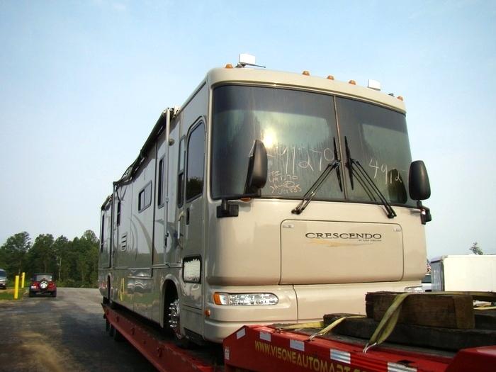 005 GULF STREAM CRESCENDO RV/MOTORHOME PARTS FOR SALE  RV Exterior Body Panels