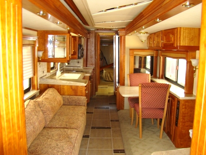 2007 COUNTRY COACH MAGNA 630 PARTS | RV SALVAGE FOR SALE  RV Exterior Body Panels