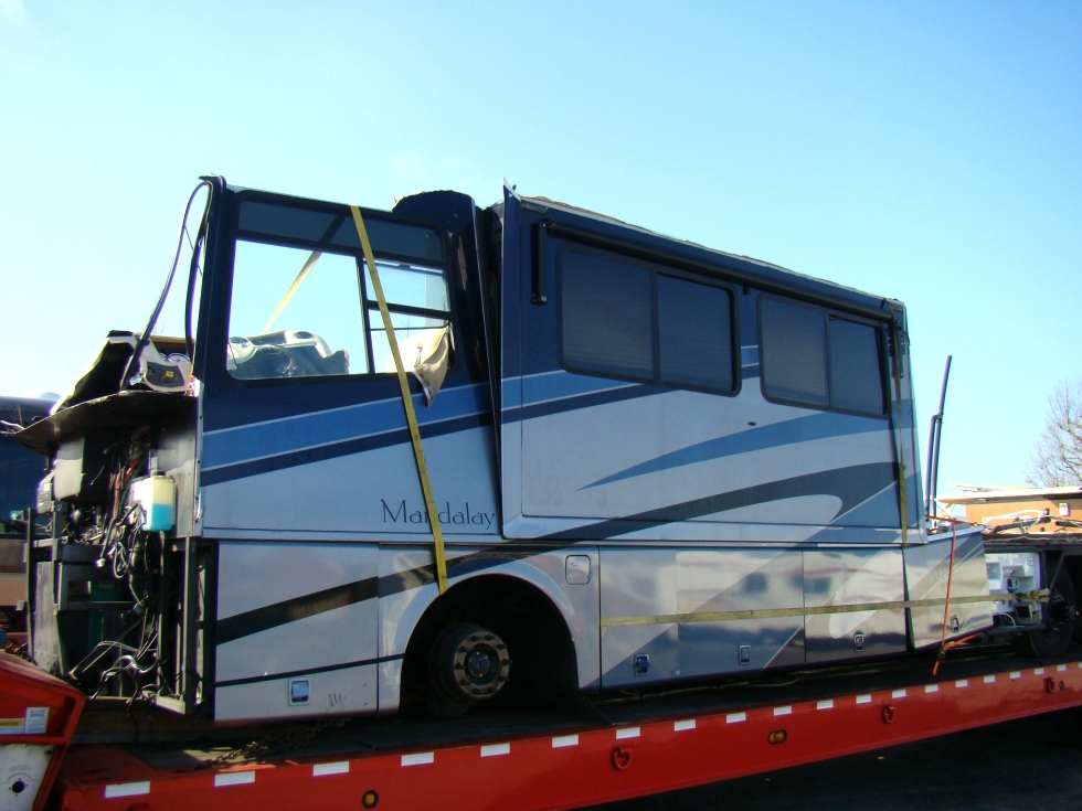 2004 MANDALAY MOTORHOME PARTS FOR SALE. USED RV PARTS RV Exterior Body Panels