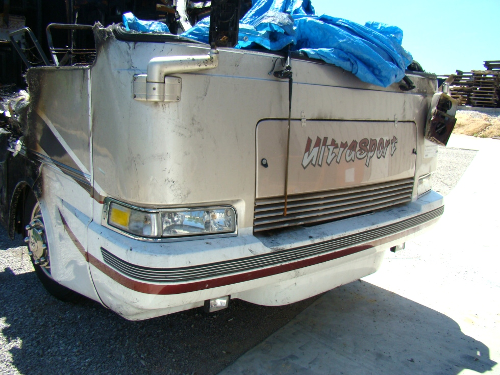1998 DAMON ULTRASPORT RV PARTS USED FOR SALE BY VISONE RV KENTUCKY RV Exterior Body Panels