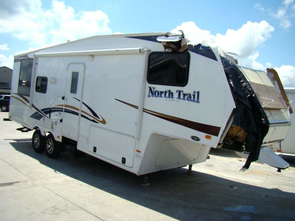 2011 NORTH TRAIL HEARTLAND FIFTHWHEEL RV PARTS FOR SALE  RV Exterior Body Panels