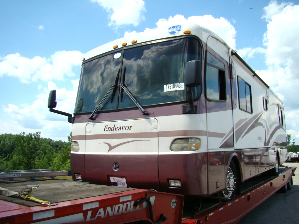 USED MOTORHOME PARTS / RV SALVAGE YARD - 2000 HOLIDAY RAMBLER ENDEAVER RV Exterior Body Panels