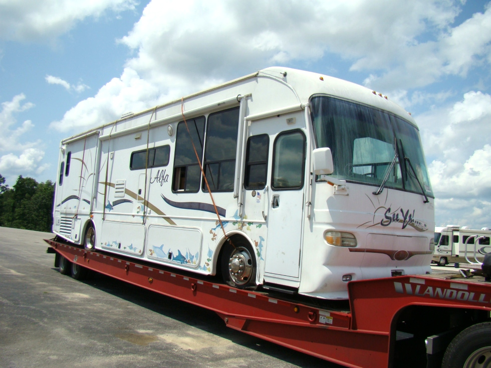 USED ALFA MOTORHOME PARTS - 2004 SEE YA RV FOR SALE RV Exterior Body Panels