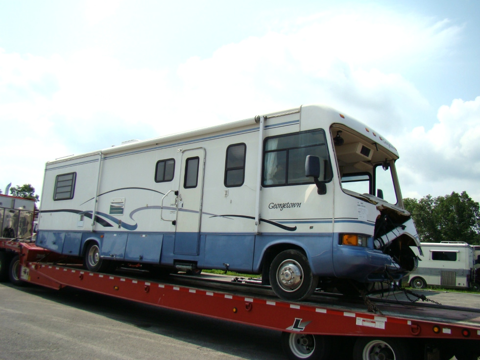 2000 FOREST RIVER GEORGETOWN RV PARTS FOR SALE SEARCH RV / MOTORHOME SALVAGE RV Exterior Body Panels