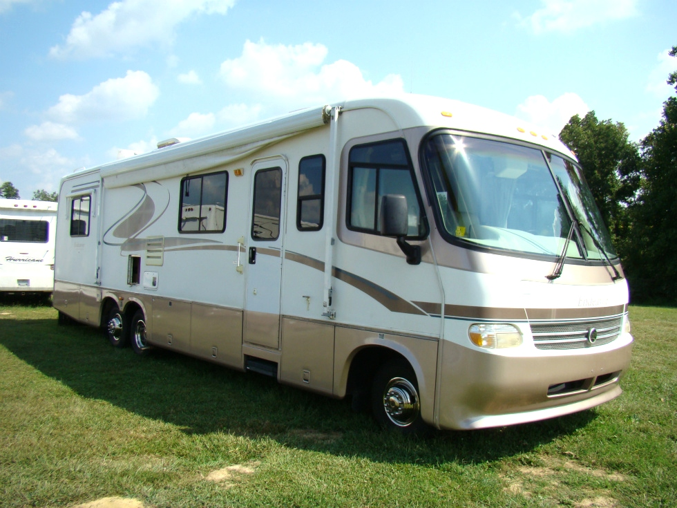 1998 HOLIDAY RAMBLER ENDEAVOR - SEARCH USED MOTORHOME RV PARTS FOR SALE  RV Exterior Body Panels