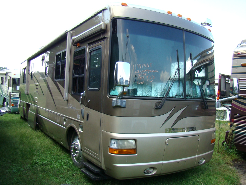 NATIONAL RV PARTS - 2003 TRADEWINDS REPLACEMENT USED RV PARTS FOR SALE VISONE RV RV Exterior Body Panels