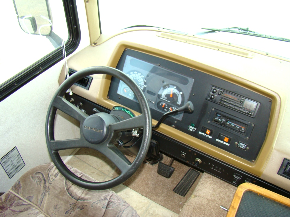 1993 Fleetwood Motorhome Parts