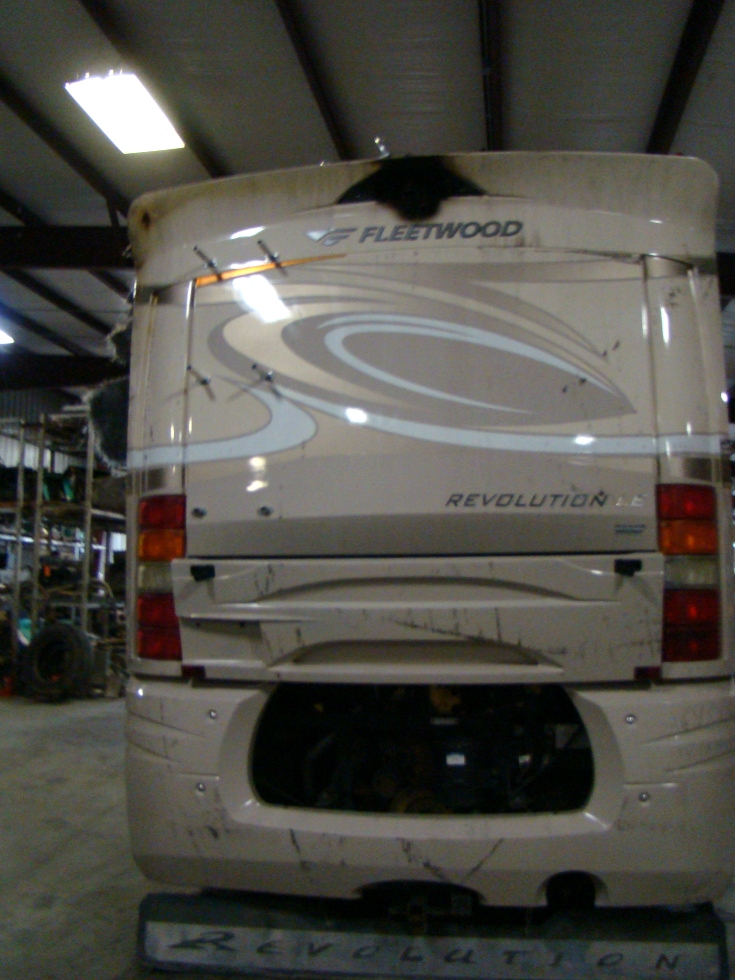 2007 FLEETWOOD REVOLUTION PARTS FOR SALE RV Exterior Body Panels