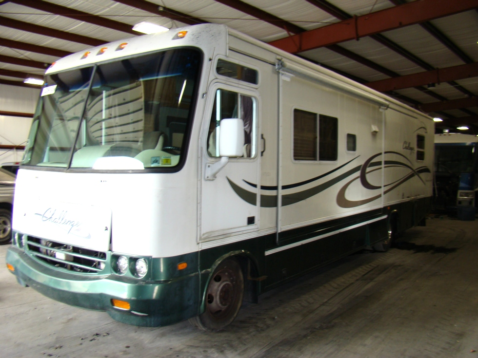 DAMON CORP RV / MOTORHOME PARTS DEALER. 2000 DAMON CHALLENGER - PARTING OUT RV Exterior Body Panels