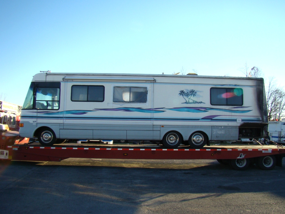 WHERE TO BUY USED RV MOTORHOME PARTS - VISONE RV - NATIONAL TROPI CAL RV Exterior Body Panels