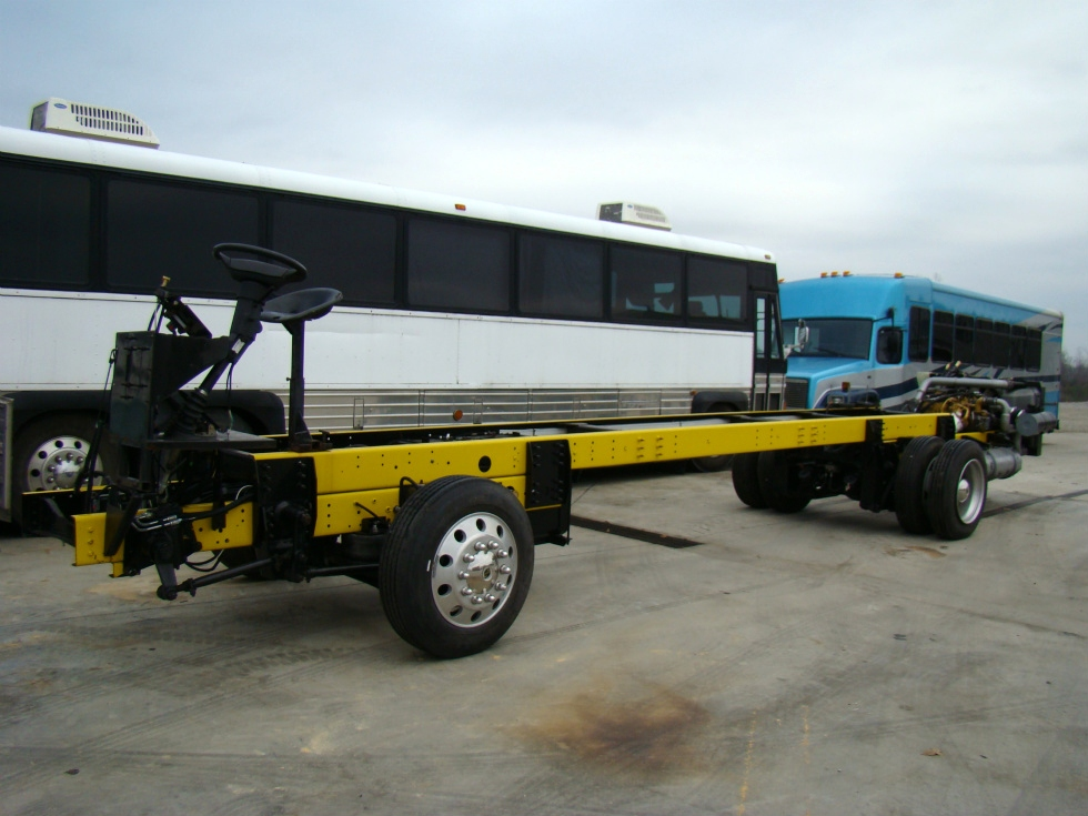 2008 WORKHORSE CHASSIS POWERED BY CAT-C7 DIESEL ENGINE / ALLISON AUTOMATIC TRANSMISSION FOR SALE RV Exterior Body Panels