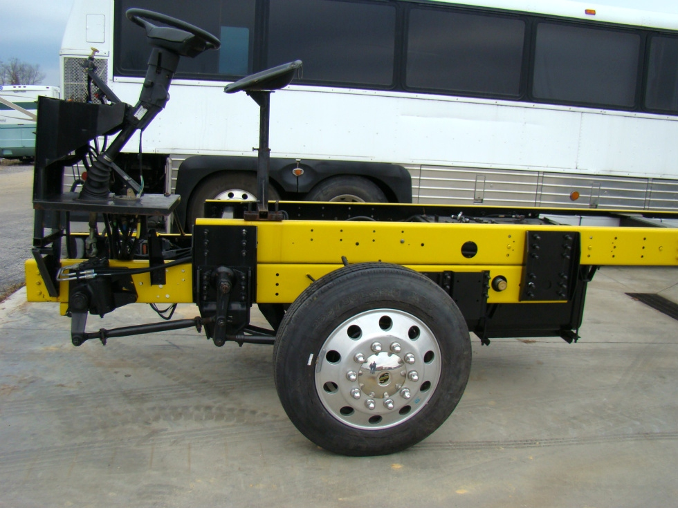 RV Exterior Body Panels 2008 WORKHORSE CHASSIS POWERED BY
