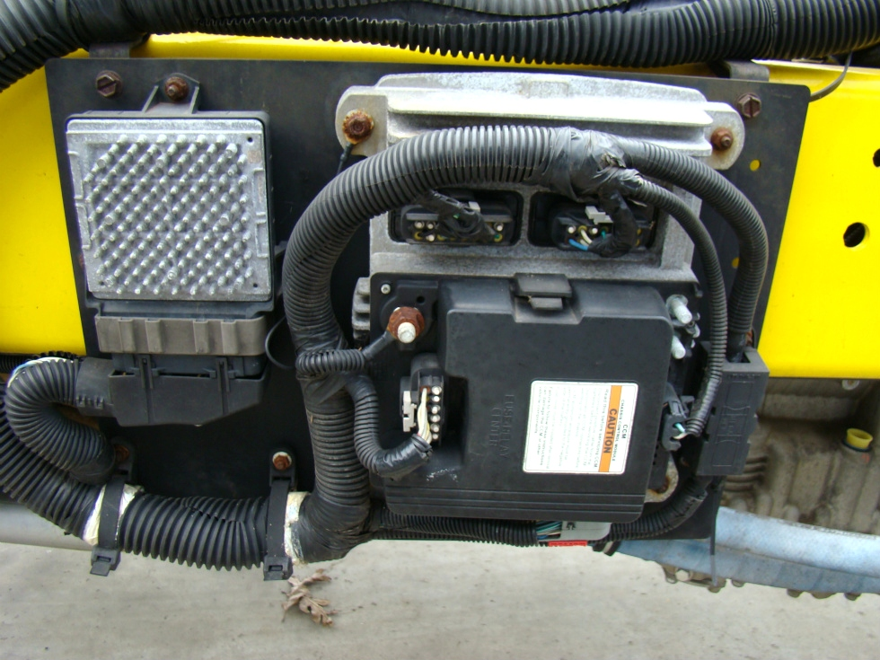 2008 Workhorse Chis Ed By Cat C7 Sel Engine Allison Automatic Transmission For