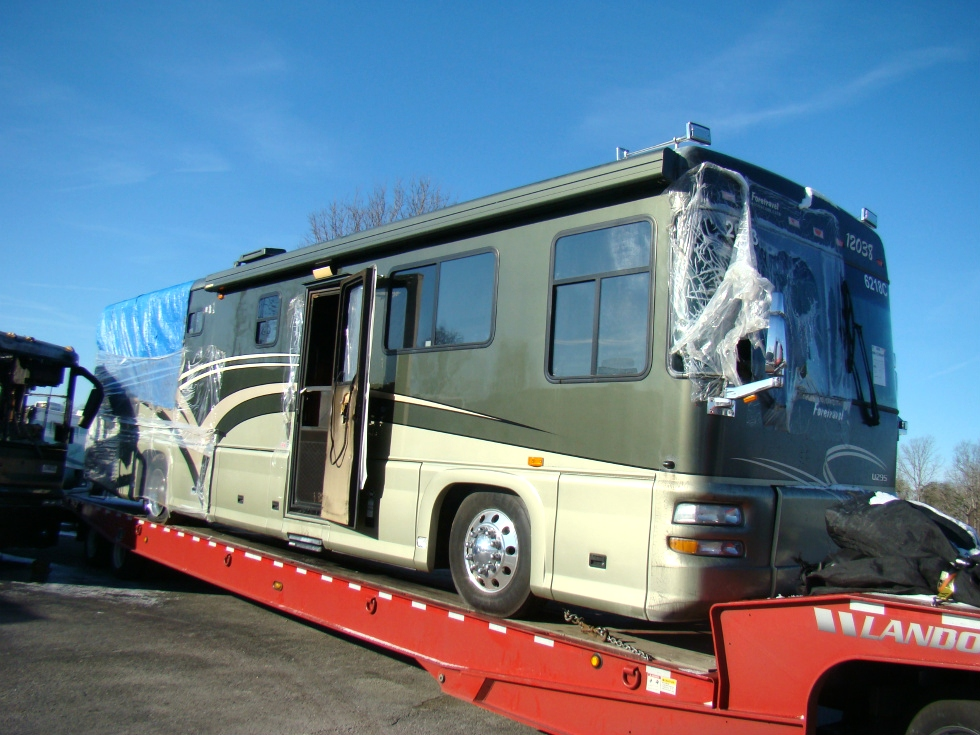 FORETRAVEL MOTORHOME PARTS FOR SALE SEARCH 2003 FORETRAVEL RV Exterior Body Panels