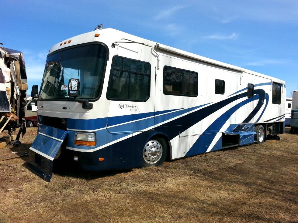 MONACO WINDSOR PARTS - YEAR 1999 CALL VISONE RV 606-843-9889 RV SALVAGE RV Exterior Body Panels