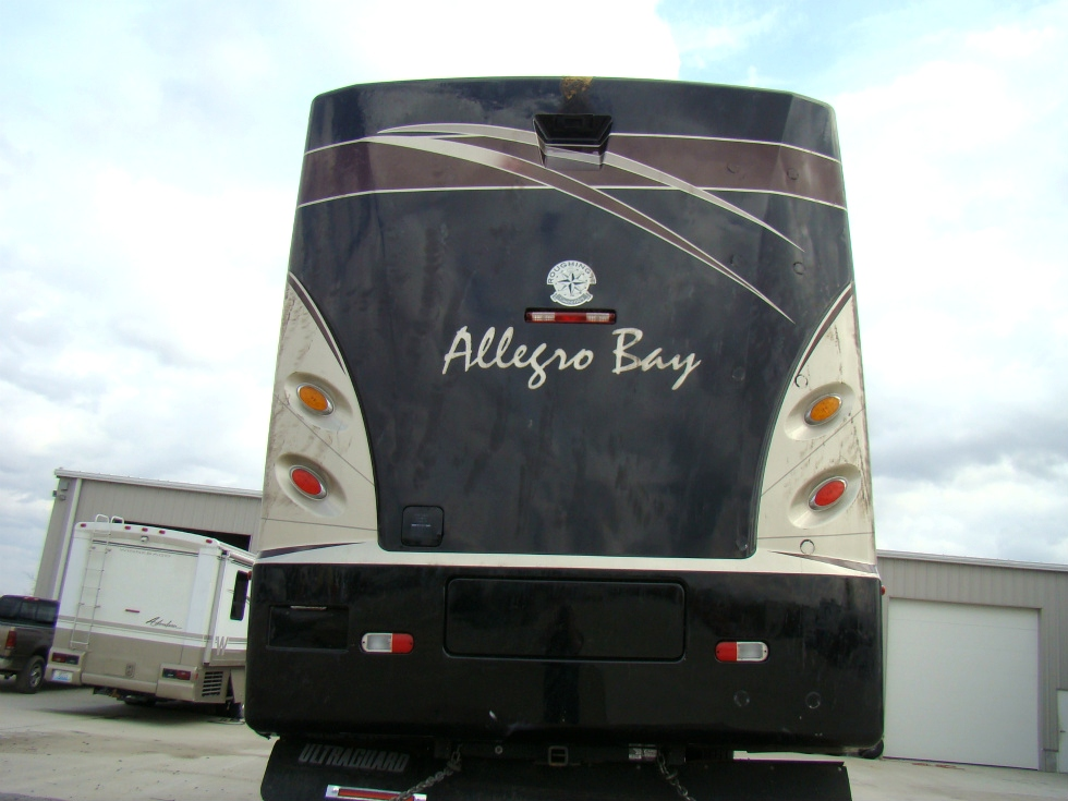 2006 ALLEGRO BAY FRONT ENGINE DIESEL MOTORHOME PARTS - VISONE RV SALVAGE  RV Exterior Body Panels