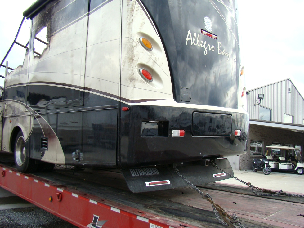 Rv Exterior Body Panels 2006 Allegro Bay Front Engine