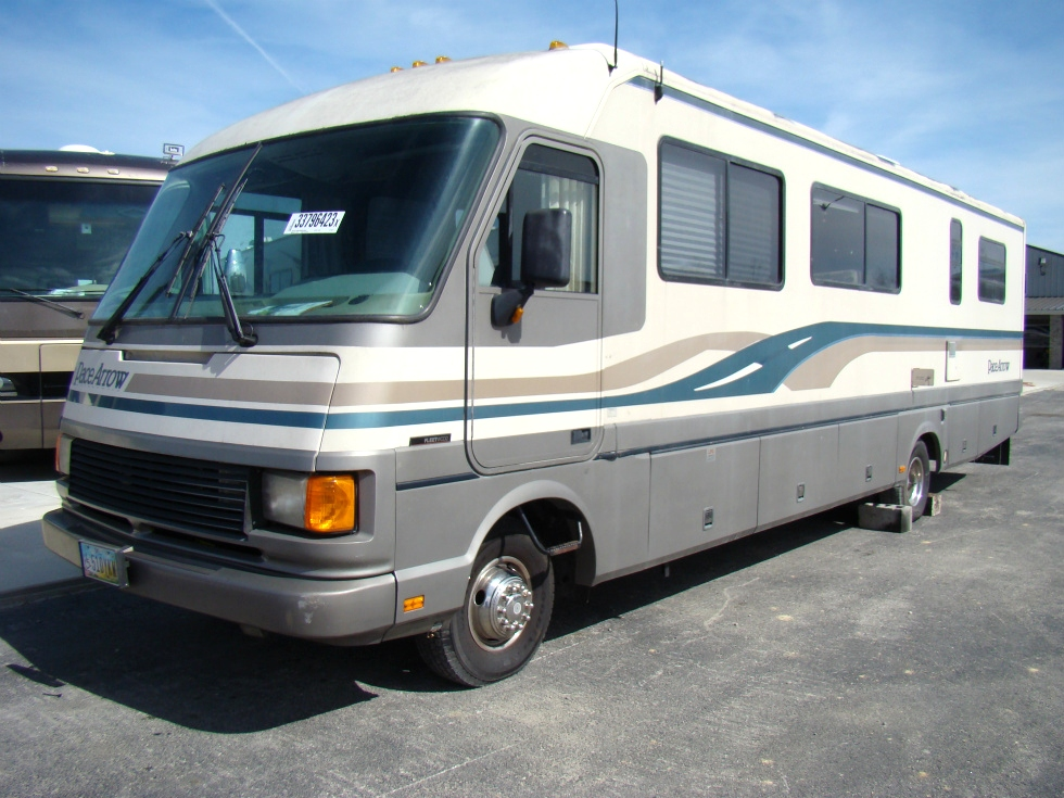 1994 FLEETWOOD PACE ARROW PART FOR SALE / FIND RV SALVAGE AT VISONE RV RV Exterior Body Panels