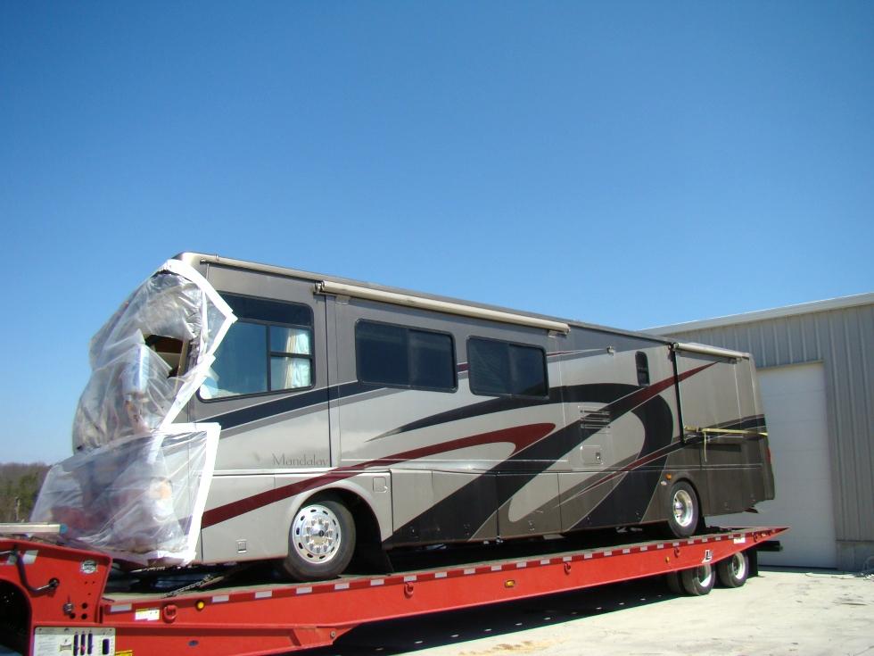 2004 MANDALAY MOTORHOME USED RV PARTS - VISONE RV RV Exterior Body Panels