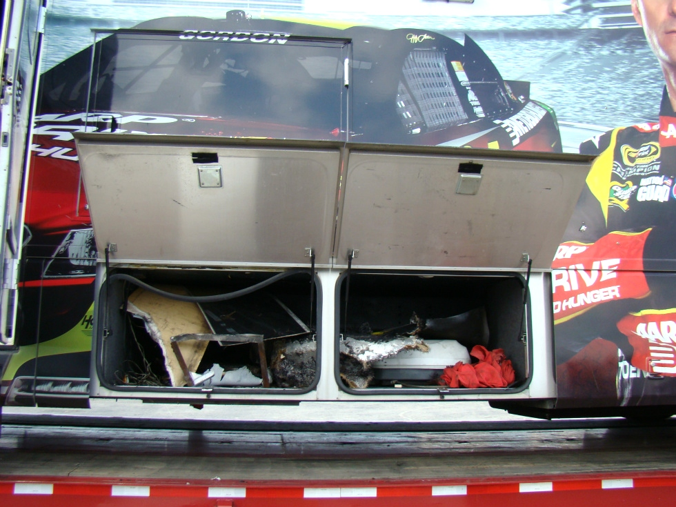 RV Exterior Body Panels 2005 AIRSTREAM SKYDECK PARTS FOR