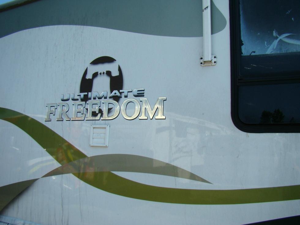 RV Exterior Body Panels WINNEBAGO ULTIMATE FREEDOM PARTS FIND RV