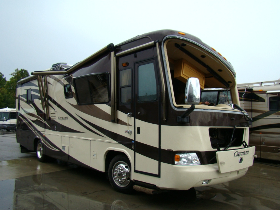 RV PARTS FOR SALE 2008 MONACO CAYMAN MOTORHOME USED PARTS RV Exterior Body Panels