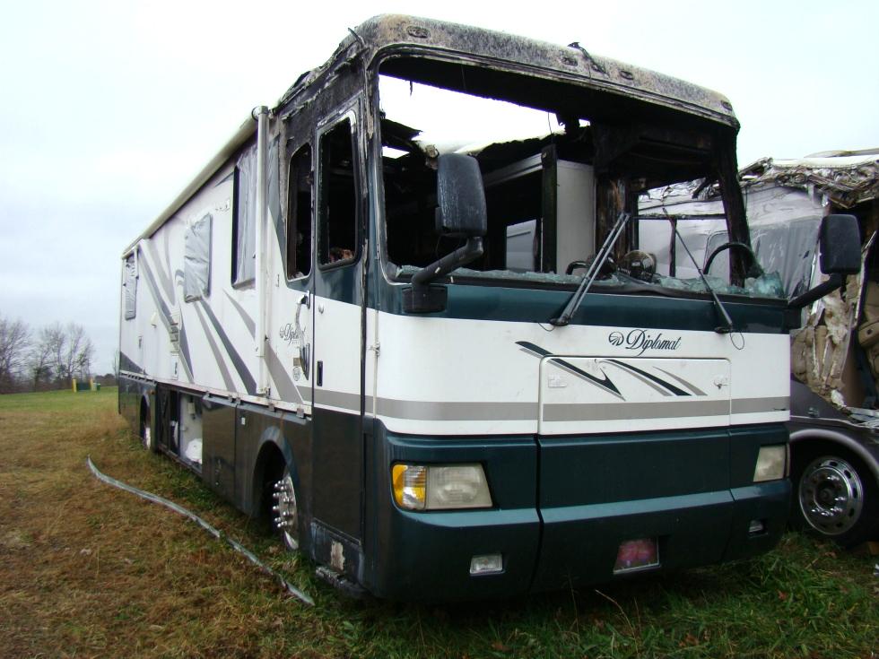 USED 1999 MONACO DIPLOMAT RV MOTORHOME PARTS FOR SALE  RV Exterior Body Panels