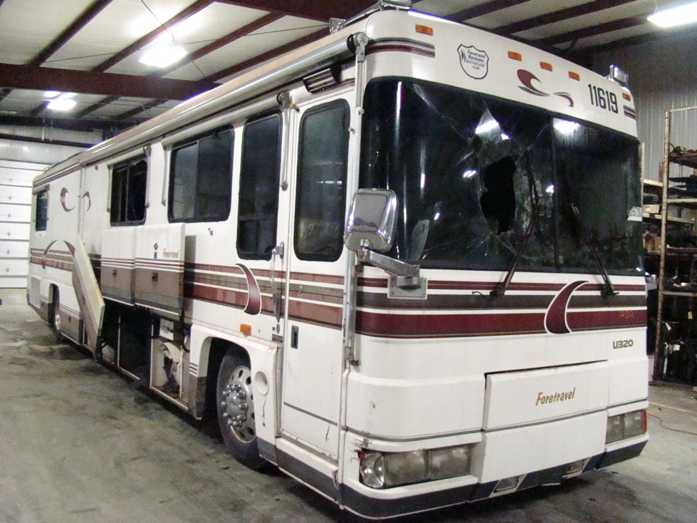 1998 FORETRAVEL PARTS RV SALVAGE MOTORHOME PARTS FOR SALE  RV Exterior Body Panels