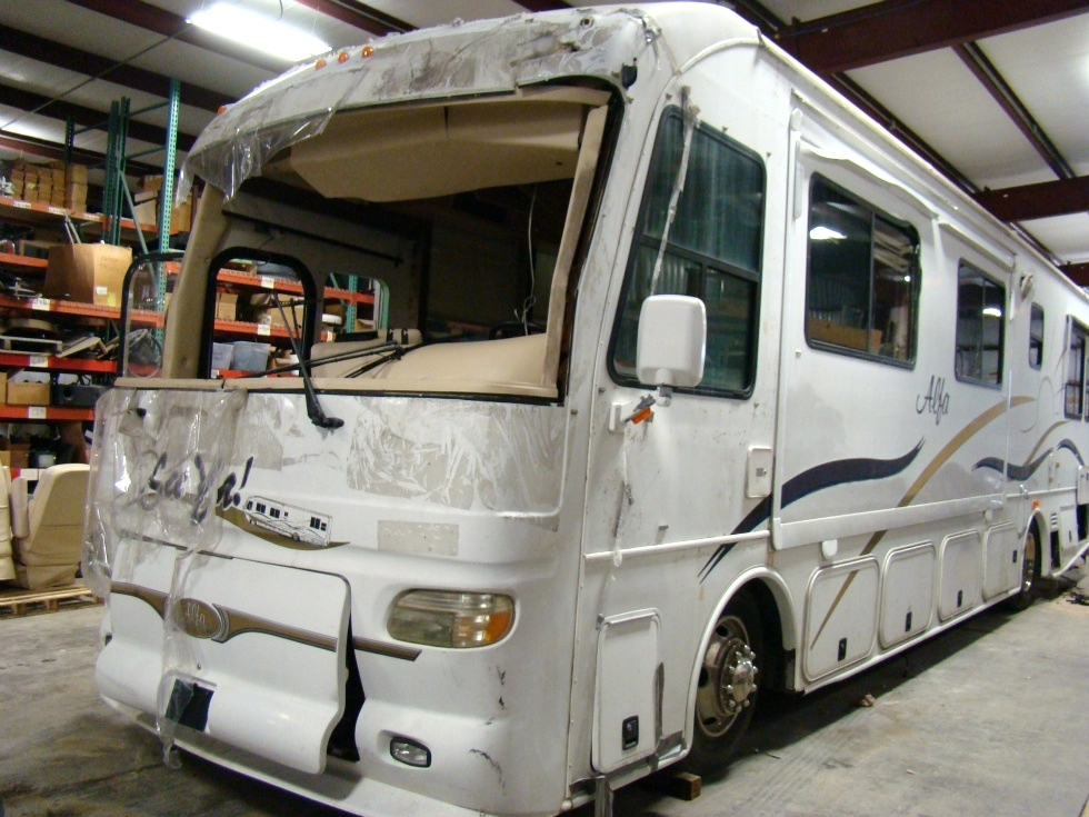 USED PARTS FOR SALE 2003 ALFA SEE YA RV Exterior Body Panels