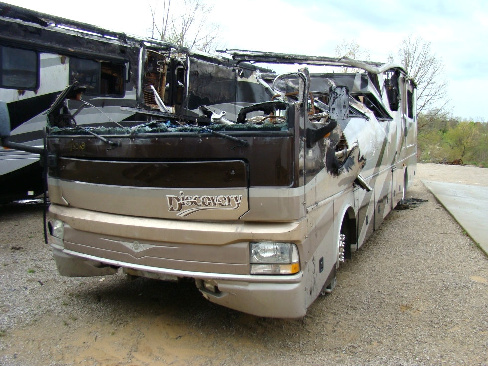 2003 FLEETWOOD DISCOVERY USED PARTS FOR SALE RV Exterior Body Panels