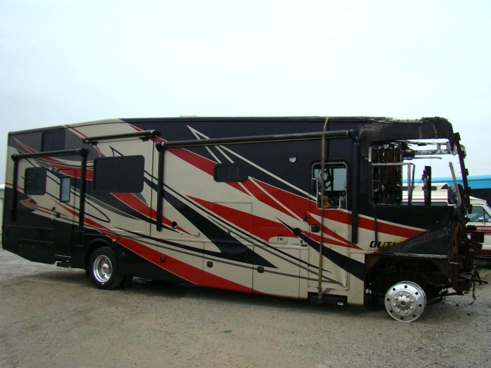2013 DAMON OUTLAW MOTORHOME PARTS - TOY HAULER RV Exterior Body Panels