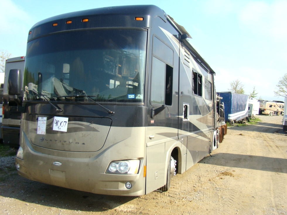 2009 ITASCA LATITUDE USED RV PARTS FOR SALE  RV Exterior Body Panels