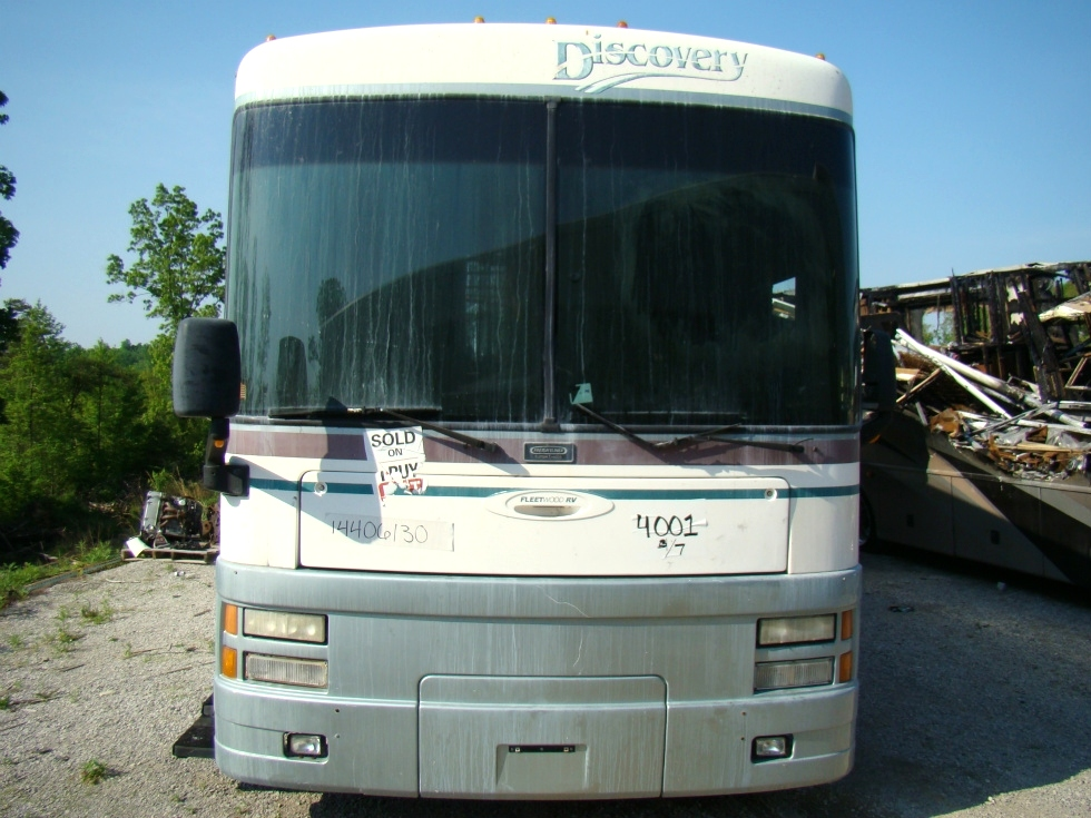 2000 FLEETWOOD DISCOVERY PARTS FOR SALE RV Exterior Body Panels