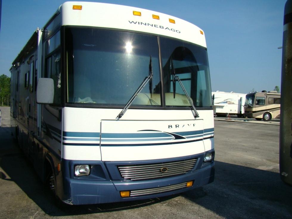2003 WINNEBAGO BRAVE USED PARTS FOR SALE RV Exterior Body Panels