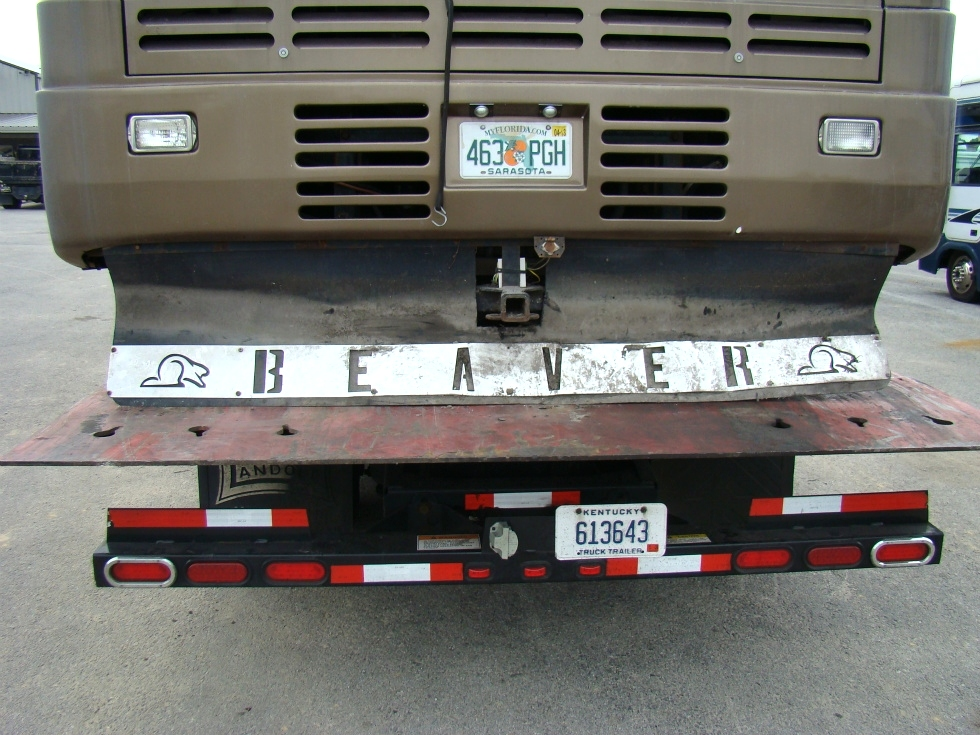 PARTS FOR A 2002 BEAVER PATRIOT THUNDER MOTORHOME FOR SALE VISONE RV SALVAGE  RV Exterior Body Panels
