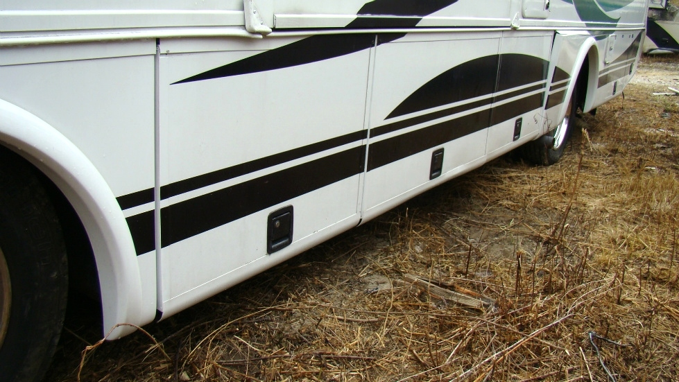 Rv Exterior Body Panels Used R Vision Condor Parts For Sale Other