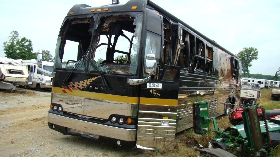 Prevost Salvage Parts