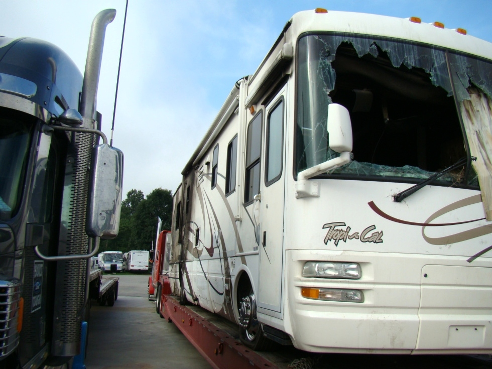 2003 NATIONAL TROPICAL RV PARTS FOR SALE / VISONE RV SALVAGE  RV Exterior Body Panels