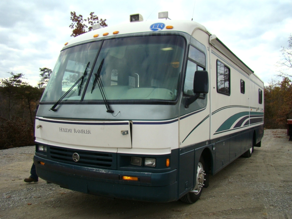 1997 HOLIDAY RAMBLER ENDEAVOR USED PARTS FOR SALE RV Exterior Body Panels