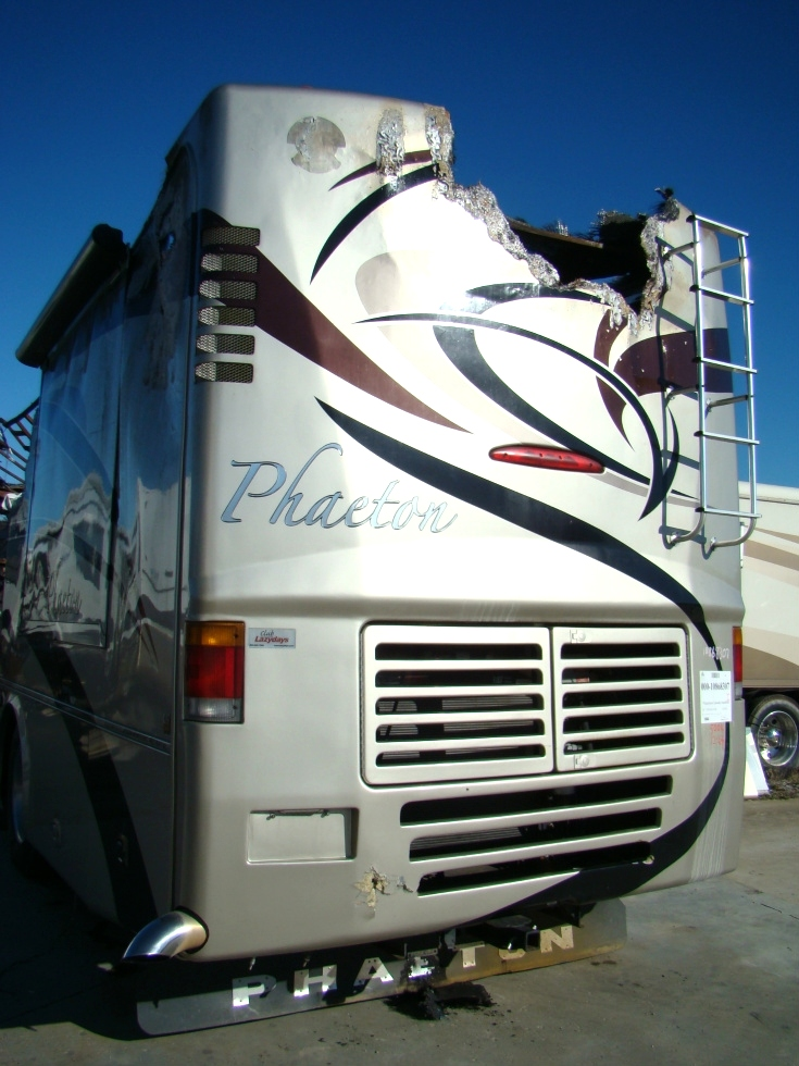 2007 TIFFIN ALLEGRO PHAETON USED PARTS FOR SALE RV Exterior Body Panels