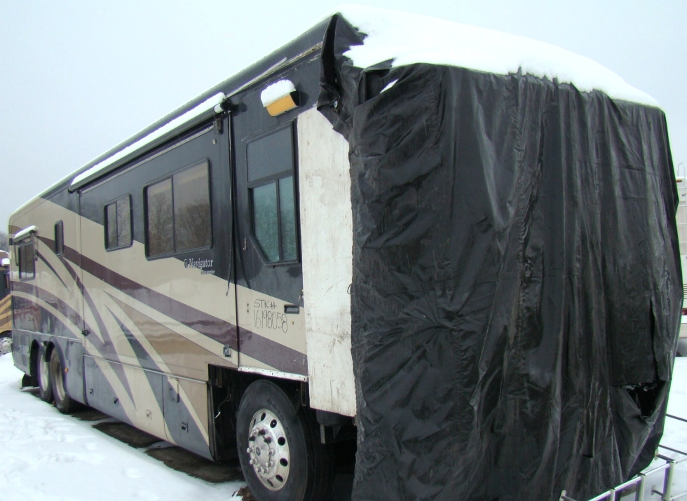 2002 HOLIDAY RAMBLER NAVIGATOR USED PARTS FOR SALE RV Exterior Body Panels