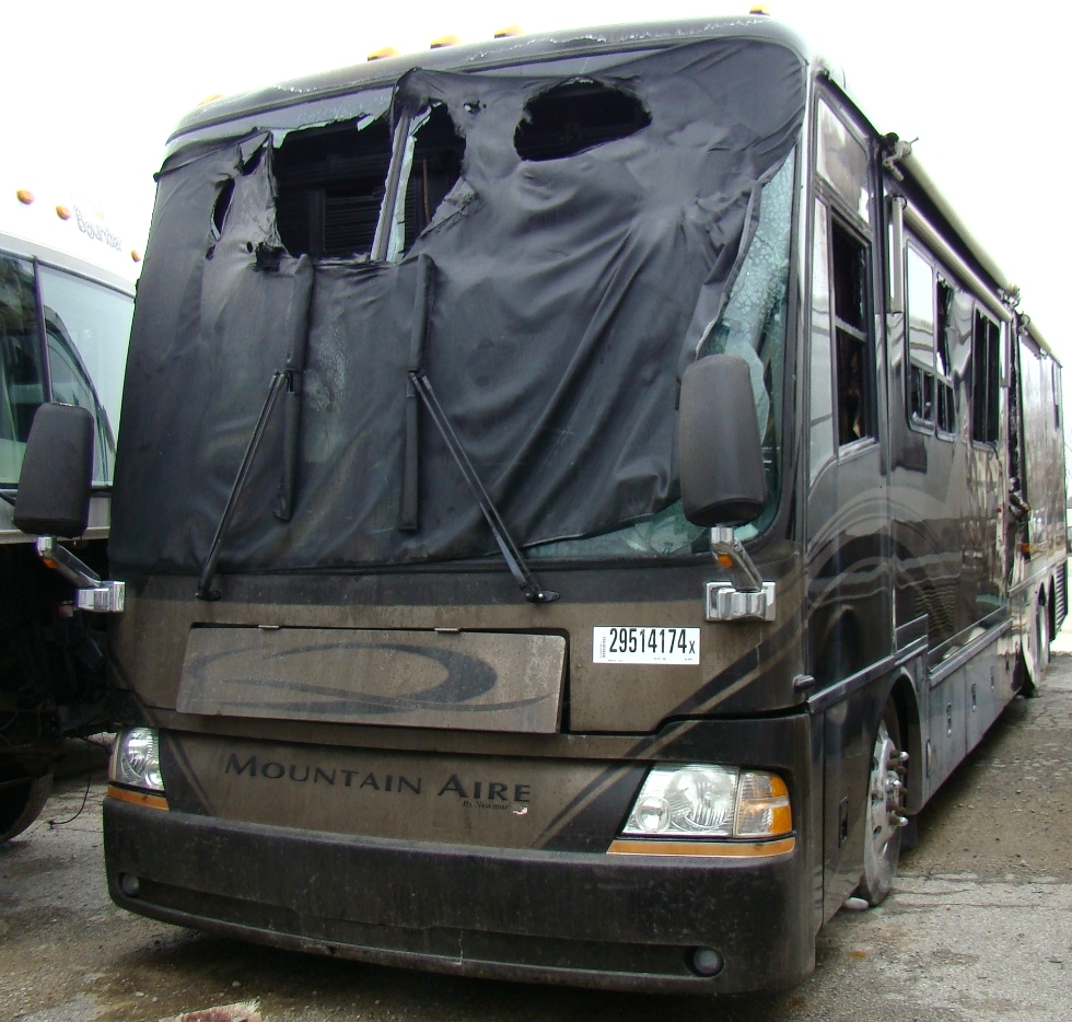 USED RV PARTS 2006 NEWMAR MOUNTAIN AIRE PART FOR SALE  RV Exterior Body Panels